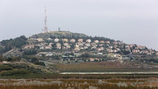 מטולה (צילום: רויטרס)