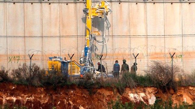 """סרטון ראשון מהמנהרה שחשף צה""""ל בצפון, חיזבאללה פרסם תמונות חיילים 892274419685899640360no"""