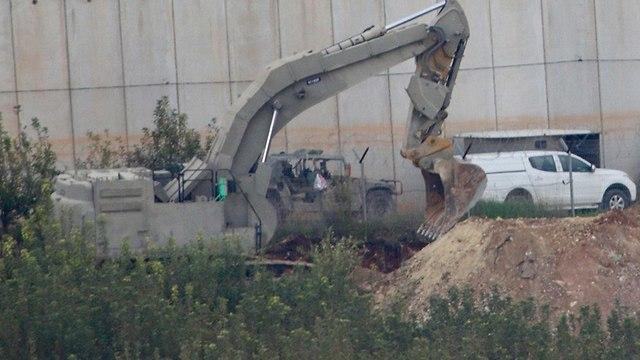 """סרטון ראשון מהמנהרה שחשף צה""""ל בצפון, חיזבאללה פרסם תמונות חיילים 892277747341100640360no"""