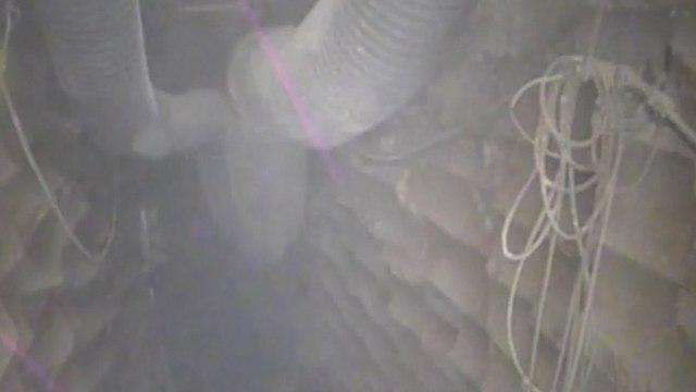 מנהרה של חיזבאללה (צילום: דובר צה