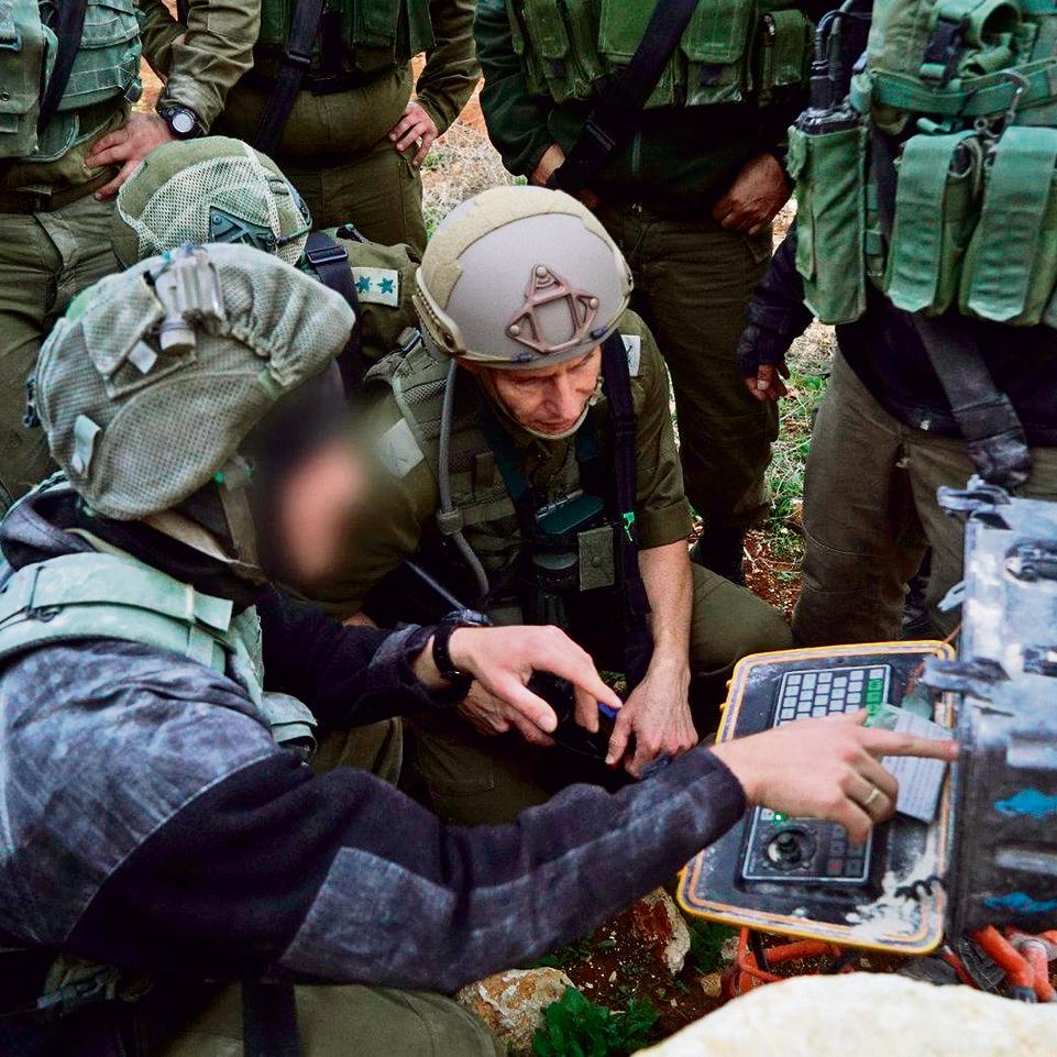 IDF Operation Northern Shield