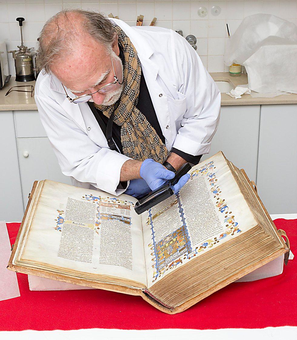 הפירוש למשנה שנכתב במצרים במאה ה- 12 והוא מיוחס לכתב ידו של הרמב