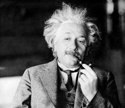 אלברט איינשטיין (צילום: AP)