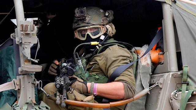 Военнослужащий на границе. Фото: AFP
