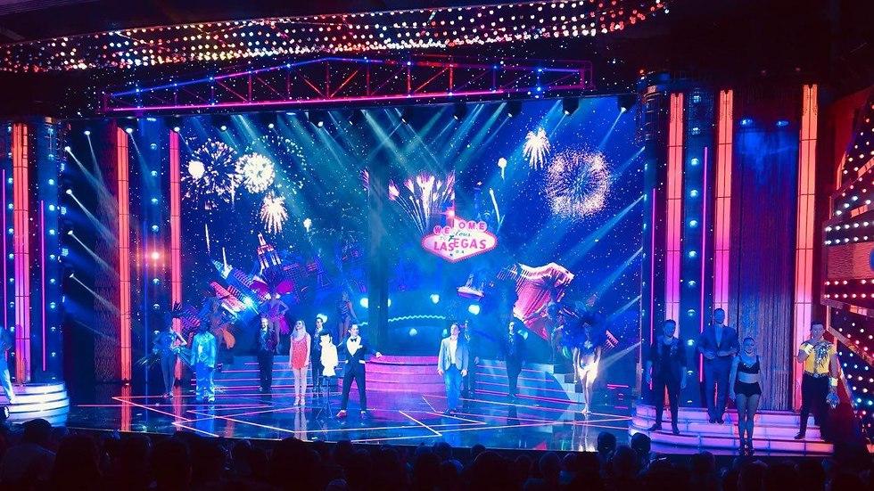 מרשים: מופע WOW וגאס החדש (צילום: שירי הדר)