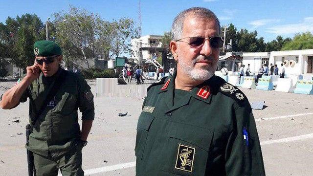 איראן: 3 הרוגים בפיגוע התאבדות בתחנת משטרה 89268980980100640360no