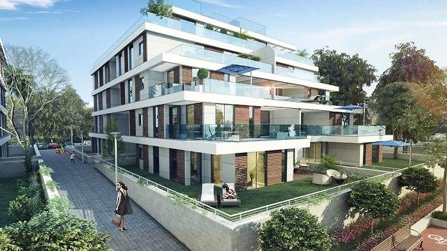 בנייה ירוקה  (באדיבות רוטשטיין )