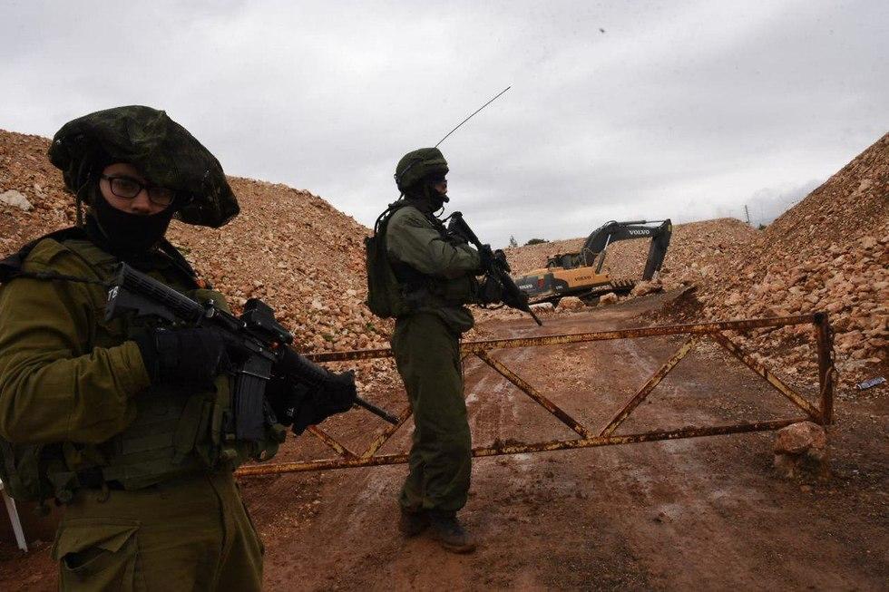 Операция ЦАХАЛа по разрушению туннелей Хизбаллы. Фото: Авиху Шапира