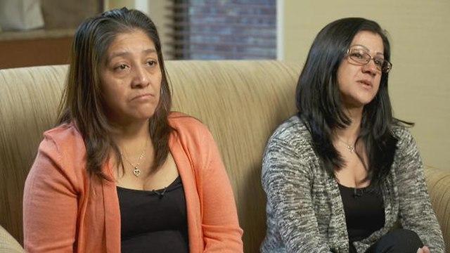 מהגרות לא חוקיות הועסקו אתר גולף דונלד טראמפ ארגון מהגרים בלתי חוקיים ארה