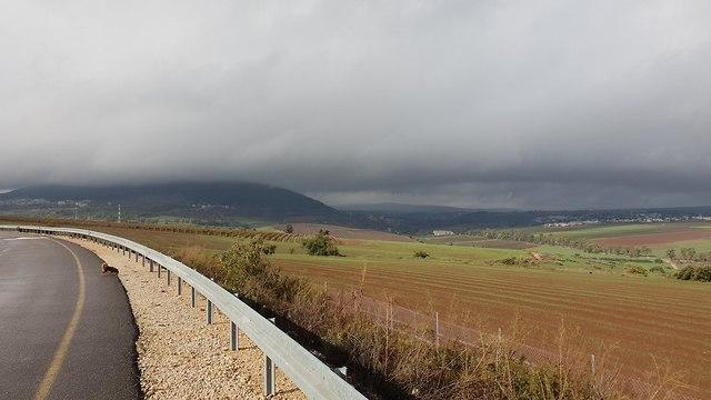 הר תבור (צילום: רגב ליבנה)