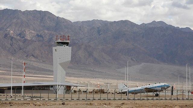 Аэропорт Рамон. Фото: EPA