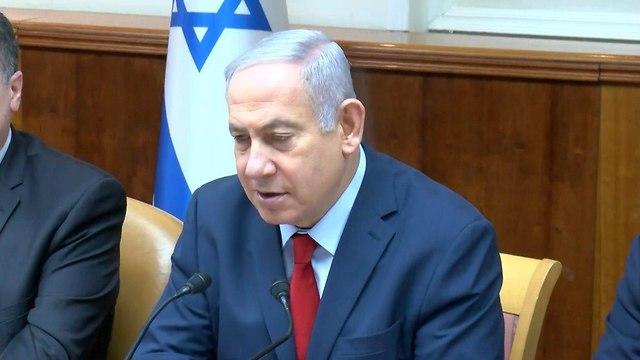 ראש הממשלה בנימין נתניהו מתייחס לפעילות צה
