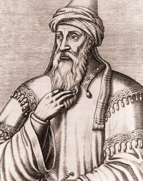 Maimonides (Photo: Wikimedia Commons)