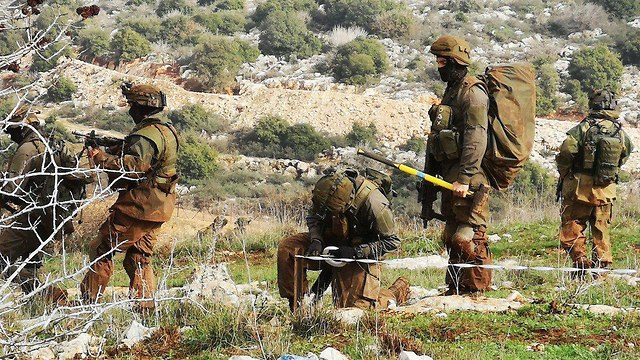 IDF searches for Hezbollah tunnels as part of Operation Northern Shield