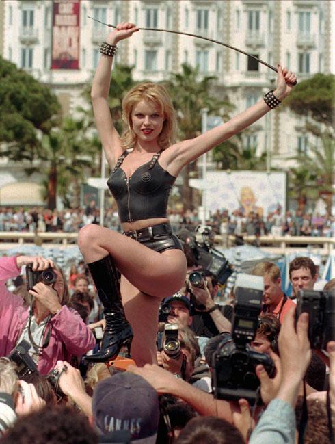 הרציגובה בשנת 1996 (צילום: AP)