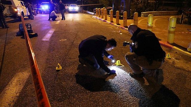 Scène de l'attaque (Photo: Reuters)