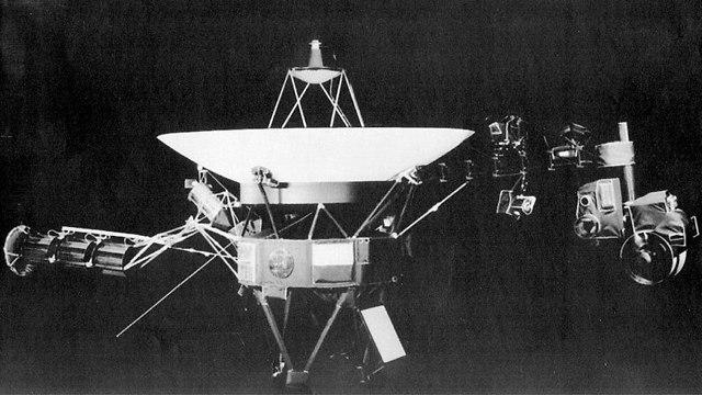 וויאג'ר 2 לפני השיגור (צילום: AP)