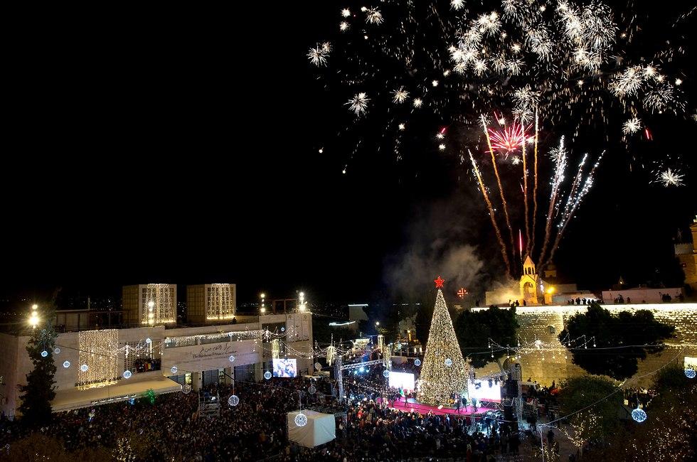 Christmass in Bethlehem (Photo: AFP)