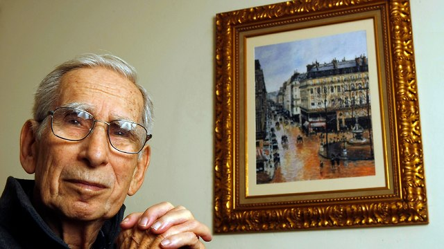 Claude Cassier, Lilly's great-grandson (Photo: TNS)