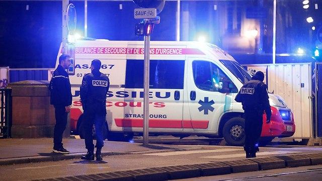 Terror attack scene  (Photo: Reuters)
