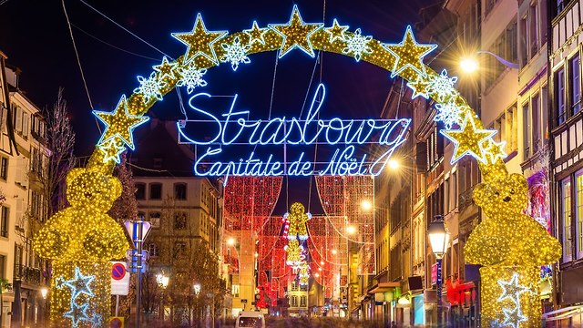 Christmas market in Strasbourg, file photo  (Photo: Shutterstock)