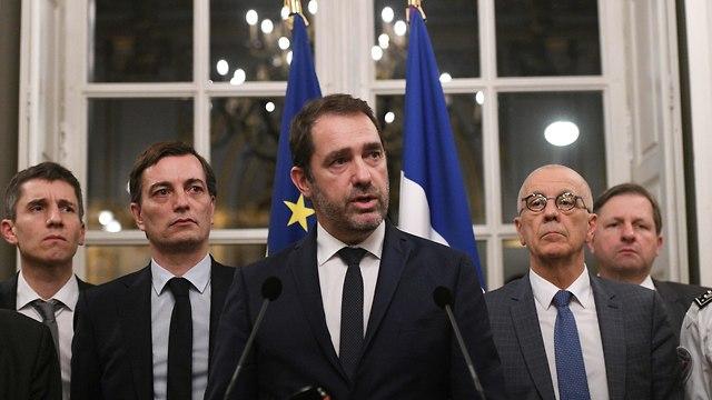 Interior Minister Christophe Castaner (Photo: AFP)