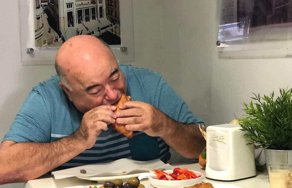 דוקטור שקשוקה אוכל פריקסה (צילום: תיקי גולן)