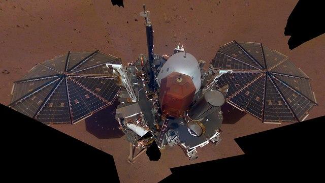 הסלפי ממאדים (צילום: נאס