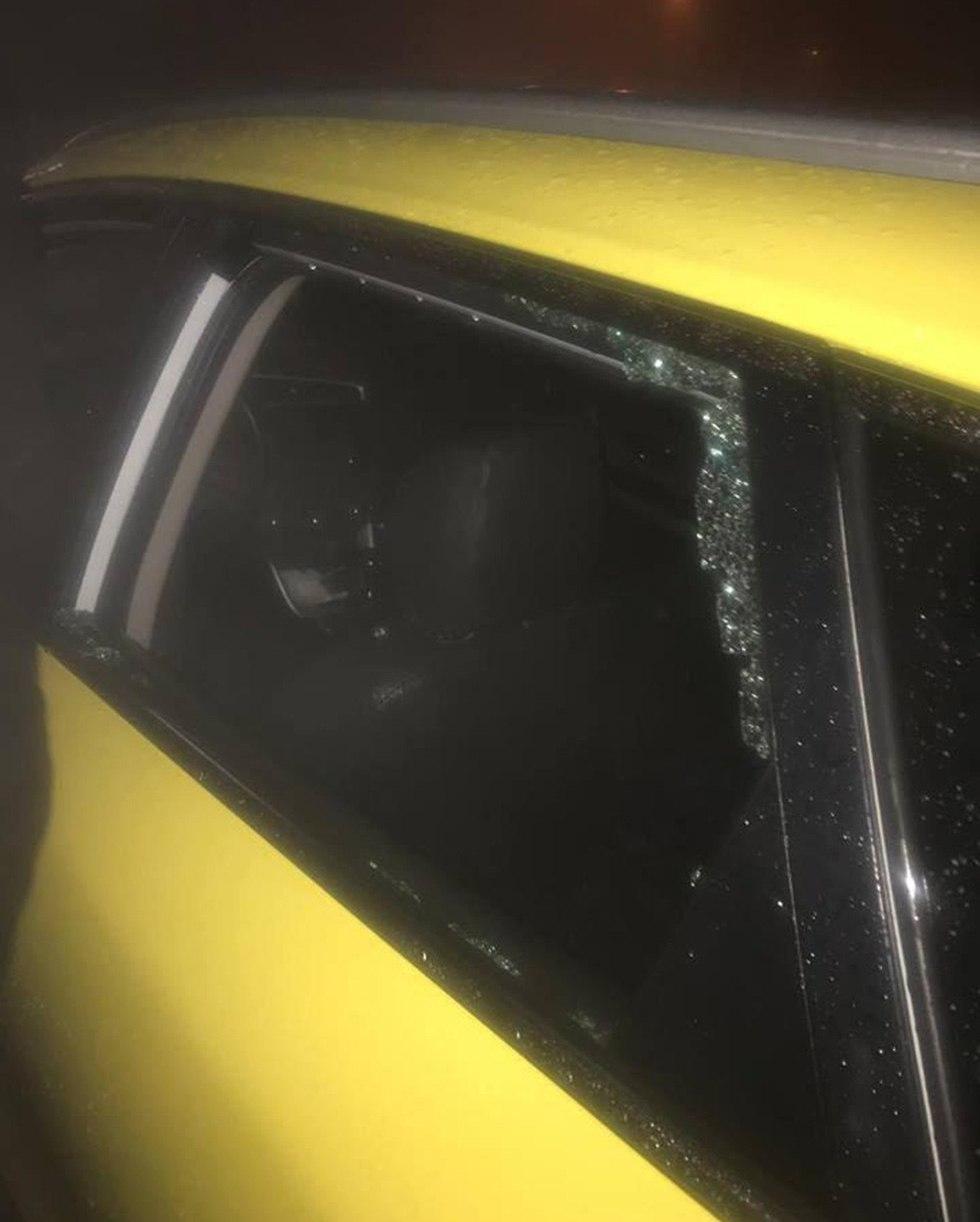 Taxi des suspects