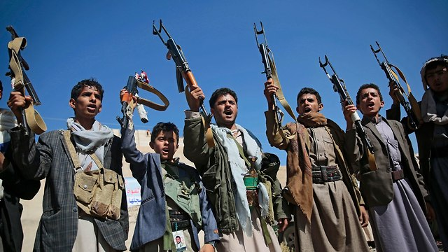 Tribes loyal to Houthis (Photo: Associated Press)