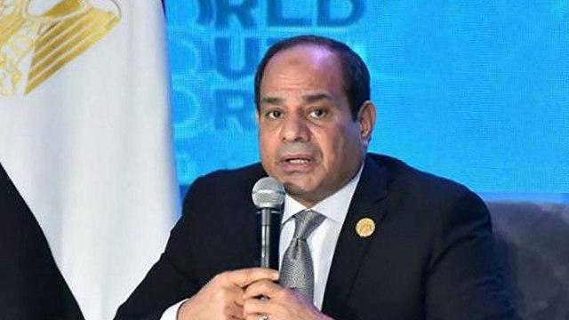 President Abdel Fattah al-Sisi  (Photo: Reuters)