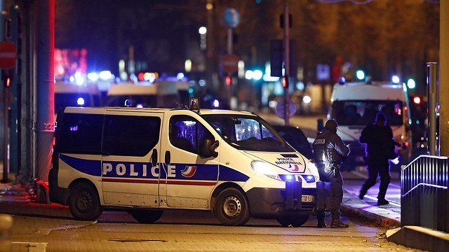 French police in Strasbourg after a terror attack in December 2018 (Photo: Archive/Reuters) (Photo: Reuters)