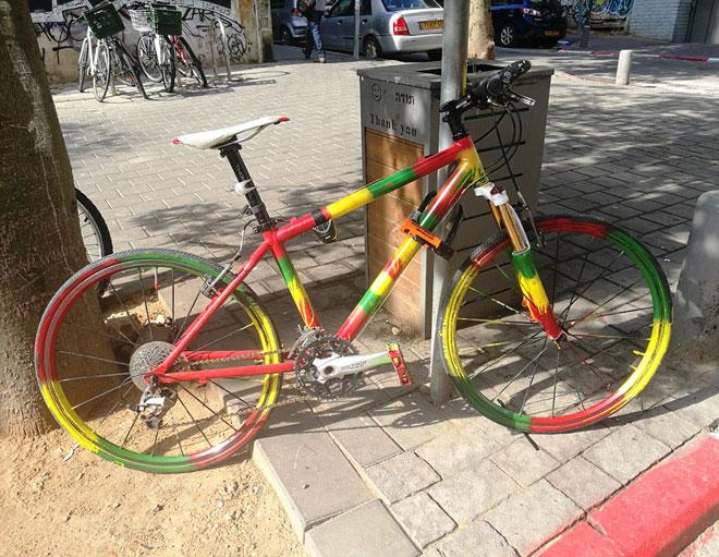 תראו מה שצבע יכול לעשות: לא רק לימון מוסיף המון  (צילום: ציפה קמפינסקי)