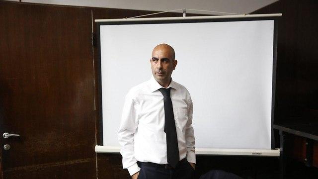 עורך דין ברק כהן (צילום: מוטי מילרוד)