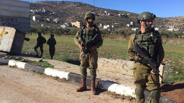 Netzah Yehuda soldiers