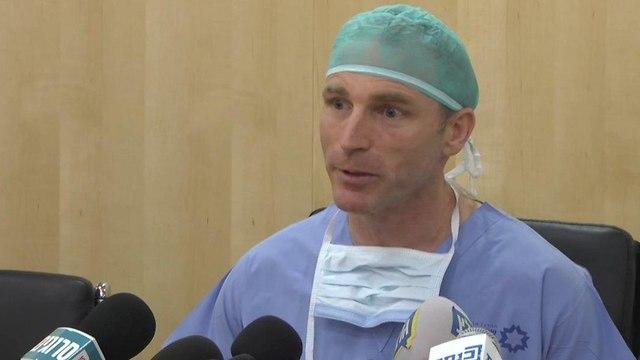 Doctor Alon Schwartz (Photo: Eli Mendelbaum)