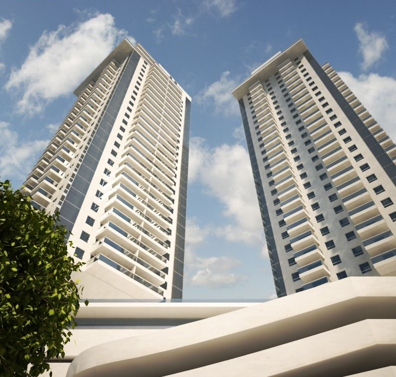 """""""כל הדירות שלנו מודולריות - בגלל החשיבות של גמישות בתכנון"""" (באדיבות קבוצת הורוביץ )"""