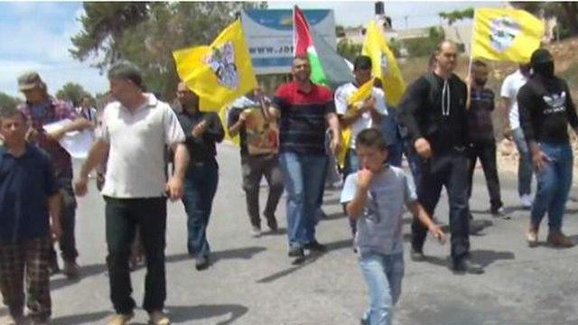 פעילי ארגון השמאל