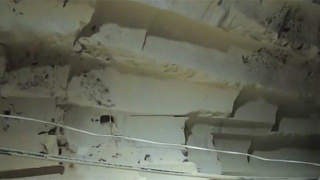 Фрагмент туннеля Хизбаллы. Фото: CNN (Photo: CNN)