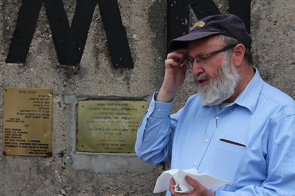 Rabbi Avraham Krieger