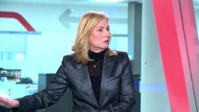 ראיון של ציפי לבני באולפן ynet (צילום: אורי דוידוביץ' )