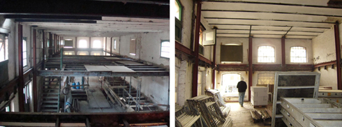 הקומות חולקו מבפנים מחדש (צילום: באדיבות בארט ורהיין)