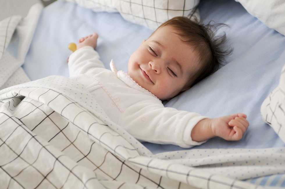 תינוק ישן (צילום: shutterstock)
