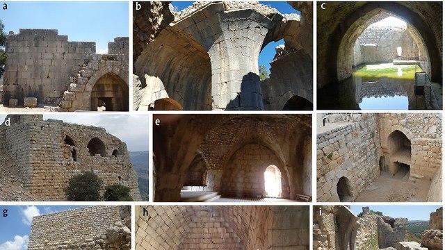 Крепостные арки