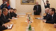 Lavrov Herzog Moscow Jewish Agency  ()