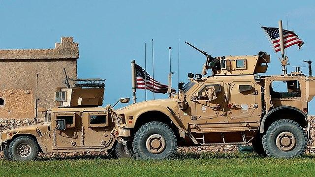Американские военные в Сирии. Фото: АР