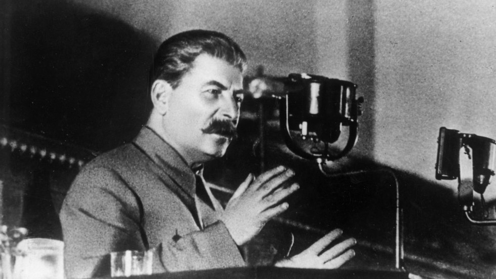 Joseph Stalin, ruller of the Soviet Union from the mid–1920s until his death in 1953 (Photo: Getty Images)