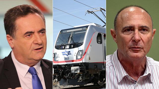 סוף סוף ישראל נפרדת משר הפקקים והעוולות ישראל כץ Big