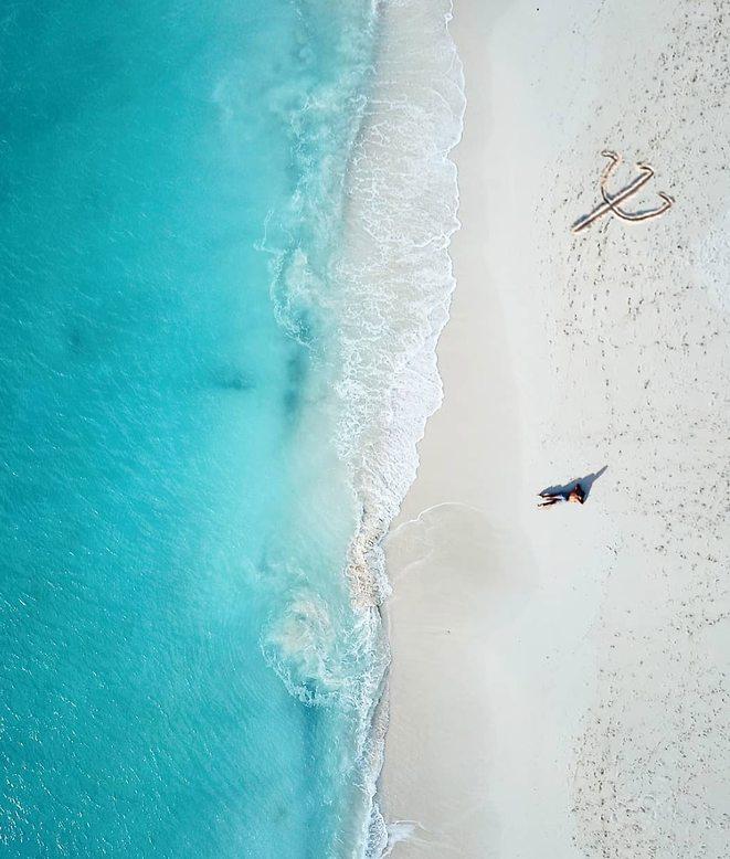 החוף במעדון של קלאב מד (צילום: דניאל דויד שליבו)