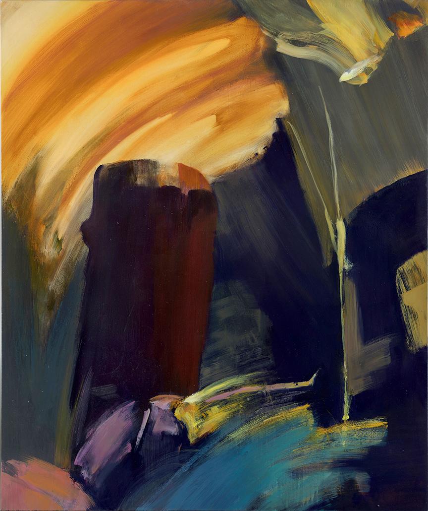 В своих картинах Мааян рисует глубокий внутренний мир и связь с народом Торы